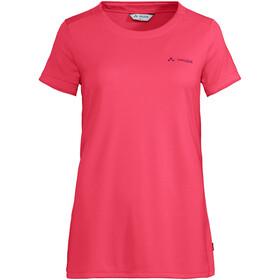VAUDE Essential Camiseta Mujer, bright pink